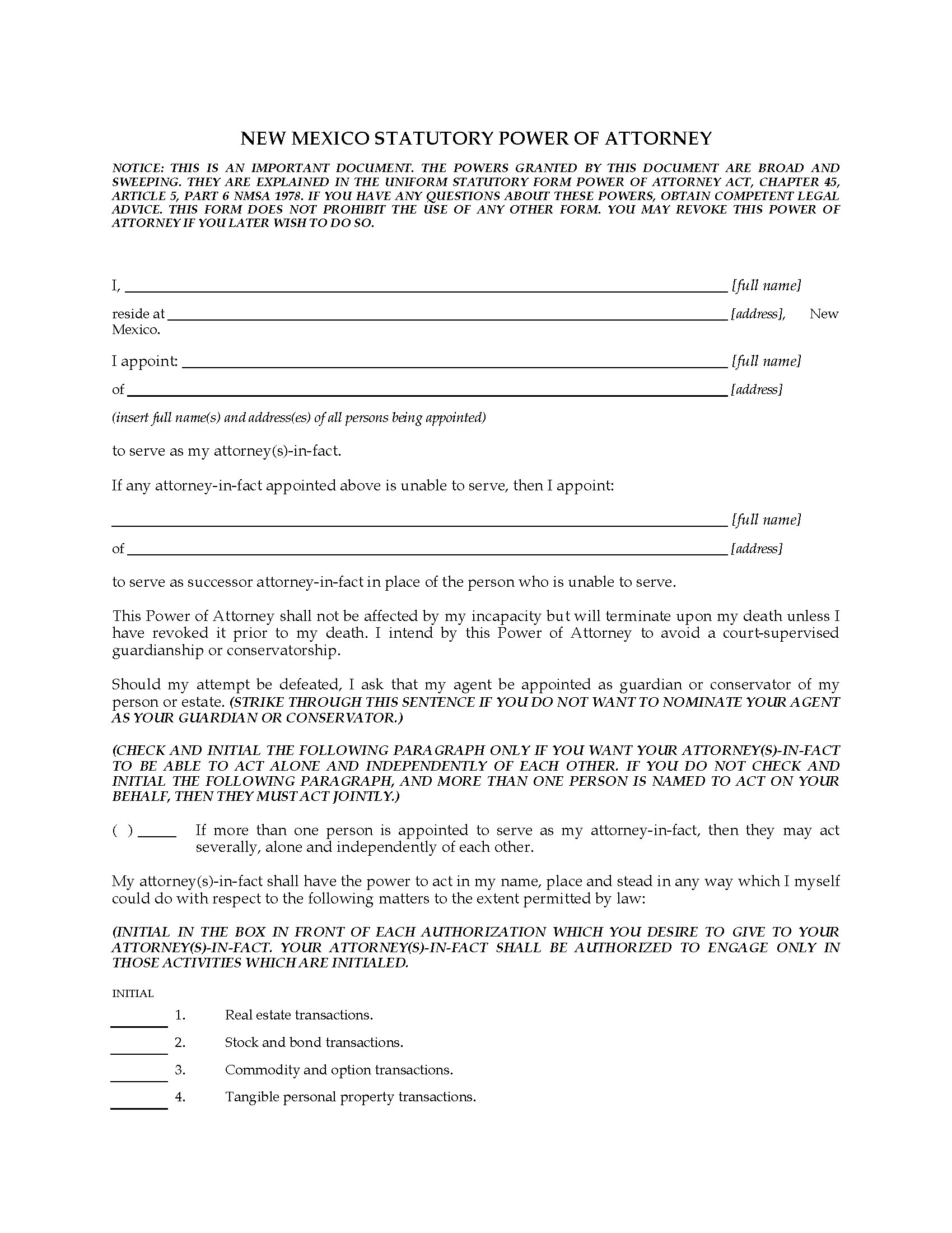 0004251_preview Ohio Uniform Statutory Form Power Of Attorney Act on