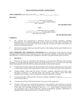 facilities maintenance service contracts templates | just ...