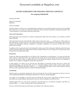 Picture of Consulting Services Agreement