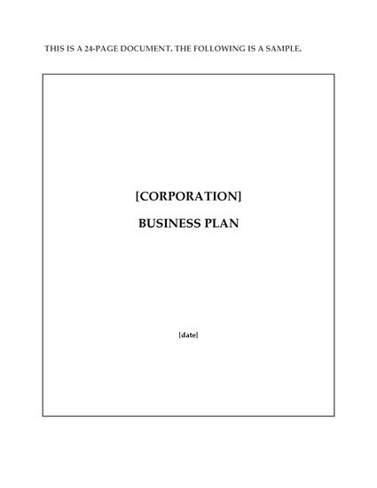 Picture of Business Plan to Fund Expansion Through Debt and Equity Financing