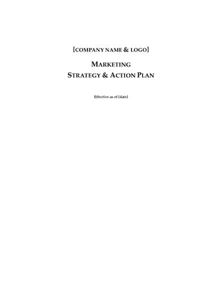 Picture of Online Business Marketing Plan