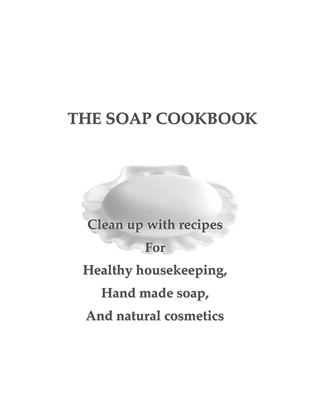 Picture of The Soap Cookbook