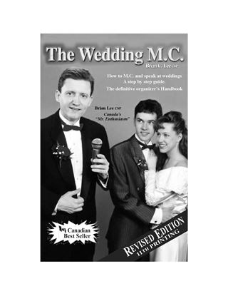 Picture of The Wedding MC - Guide to the Perfect Wedding Reception