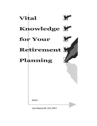 Picture of Vital Knowledge for Canadian Retirement Planning