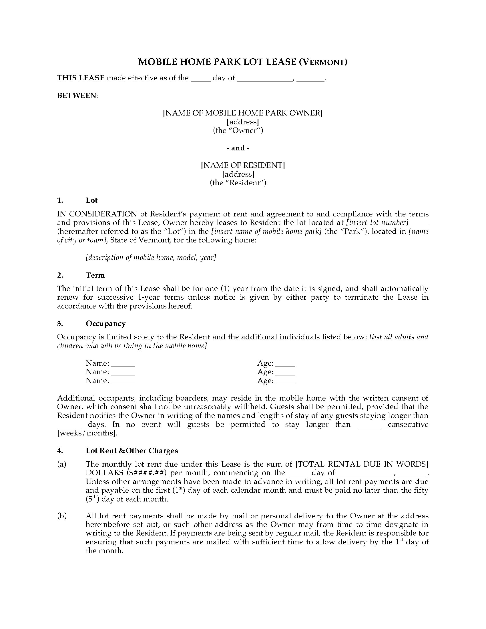 0004340_preview Lease Agreement For Renting A Mobile Home on mobile home park laws, mobile home electric bill, home rental agreement, mobile home rental, mobile home deed, mobile home loan, mobile home maintenance, printable purchase agreement, mobile home title, mobile home insurance, mobile home bill of sale, mobile home affidavit, boat rental space agreement, home purchase agreement,