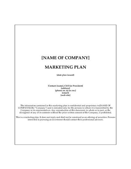 Picture of Bed & Breakfast Marketing Plan