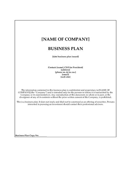 Picture of Event Planner Business Plan