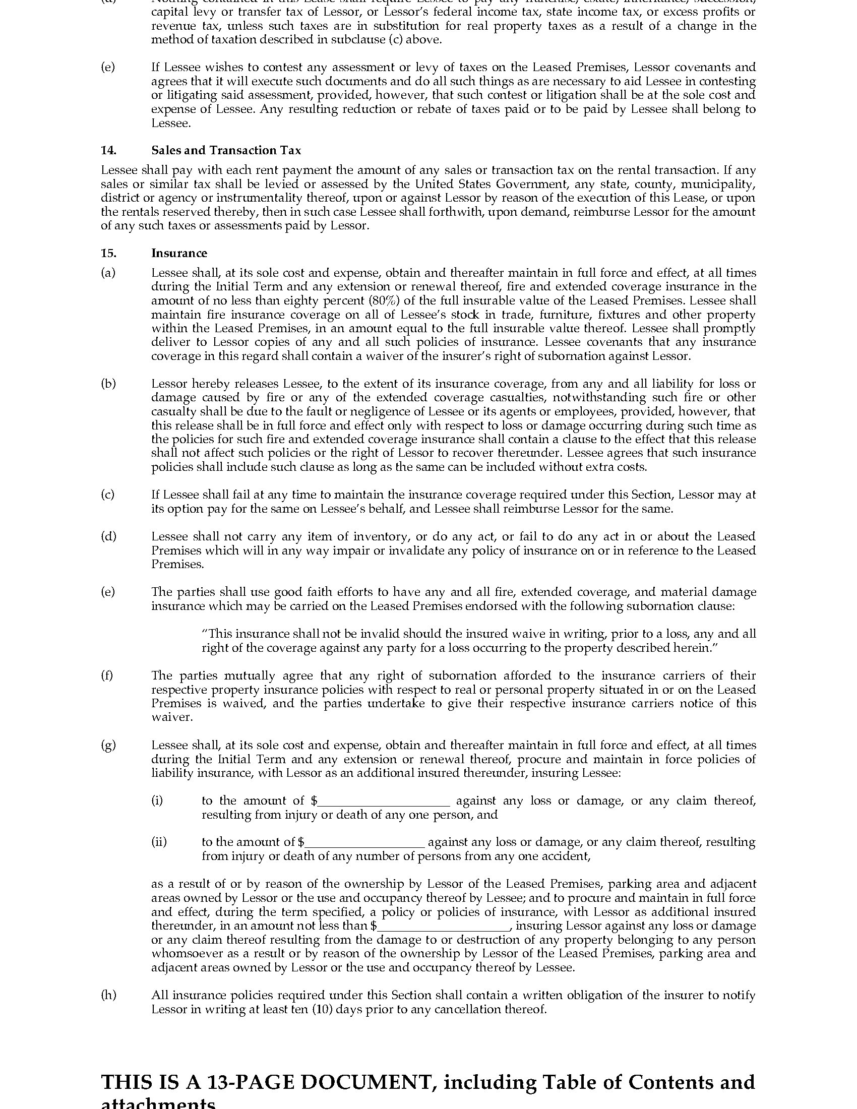 Rhode Island Commercial Triple Net Lease Agreement Legal Forms And