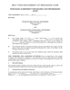 Picture of Purchase Agreement for Shares & Promissory Note | Canada