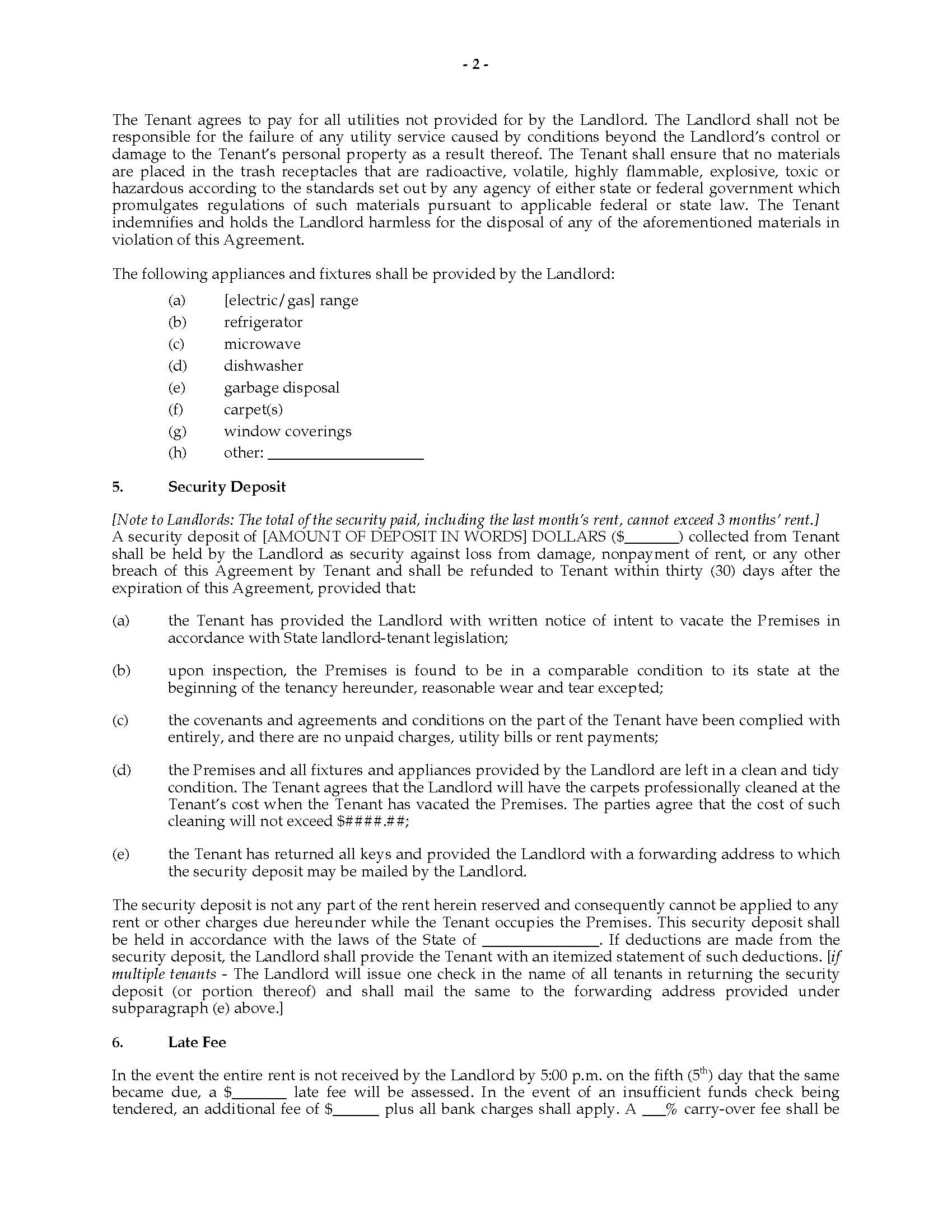 nevada rental agreement for residential premises legal. Black Bedroom Furniture Sets. Home Design Ideas