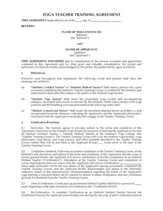 India Employment Agreement Form  Legal Forms And Business Templates