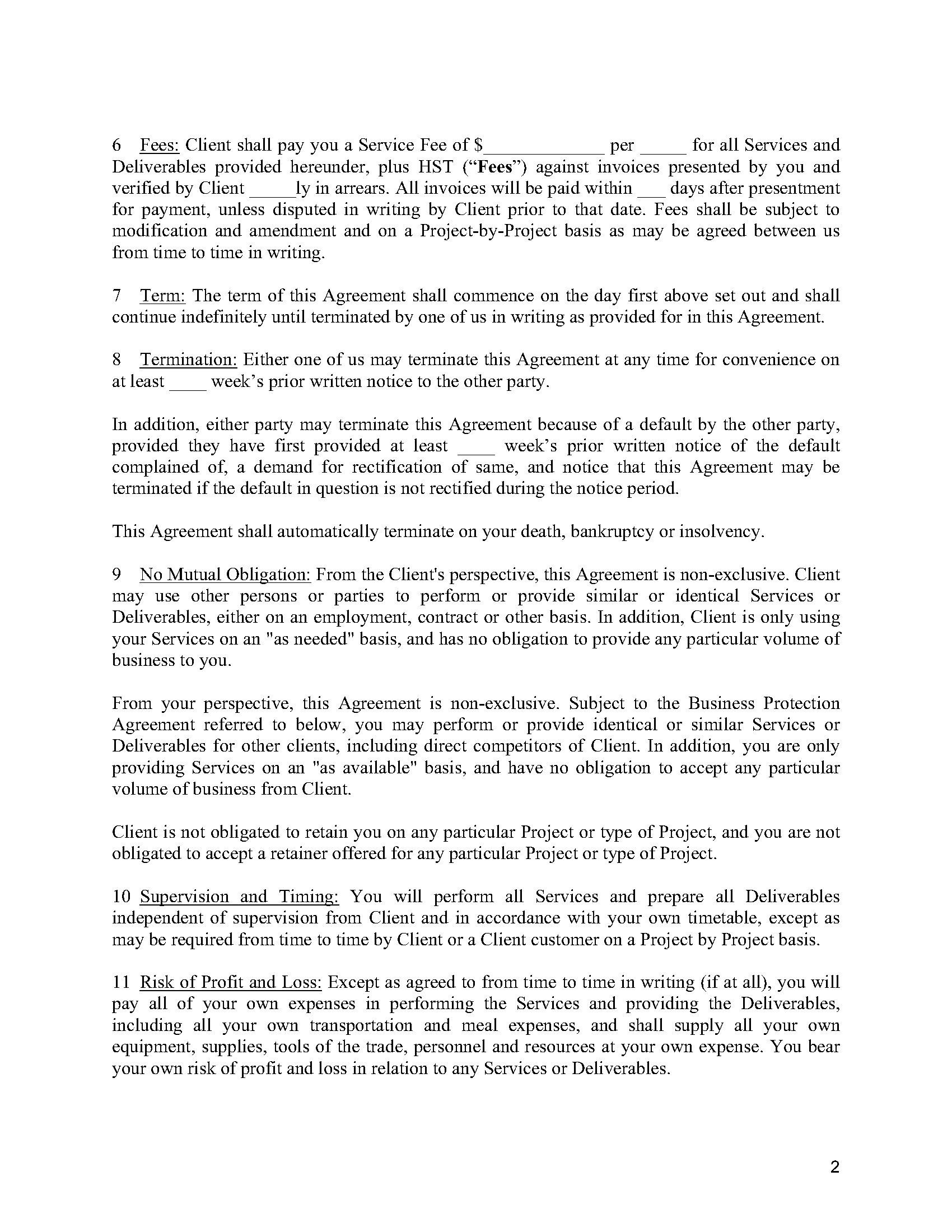 Ontario independent contractor agreement legal forms and picture of ontario independent contractor agreement picture of ontario independent contractor agreement pronofoot35fo Image collections