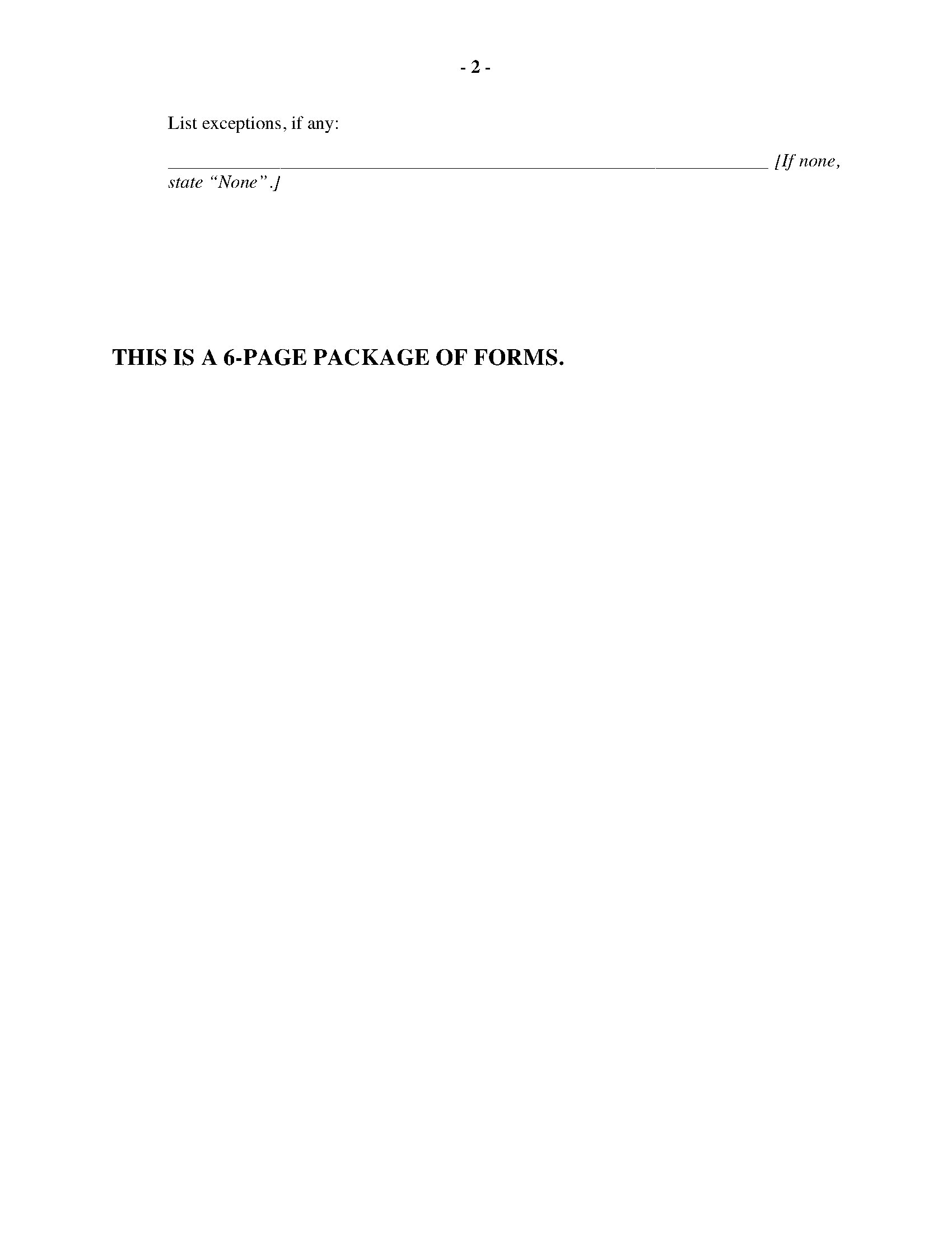 Maryland Subcontractor / Supplier Lien Waiver and Release Forms ...