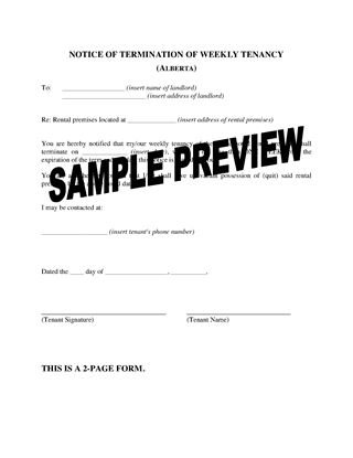termination letter template alberta canada landlord and tenant notice forms forms and 17351 | 0010779 preview 415