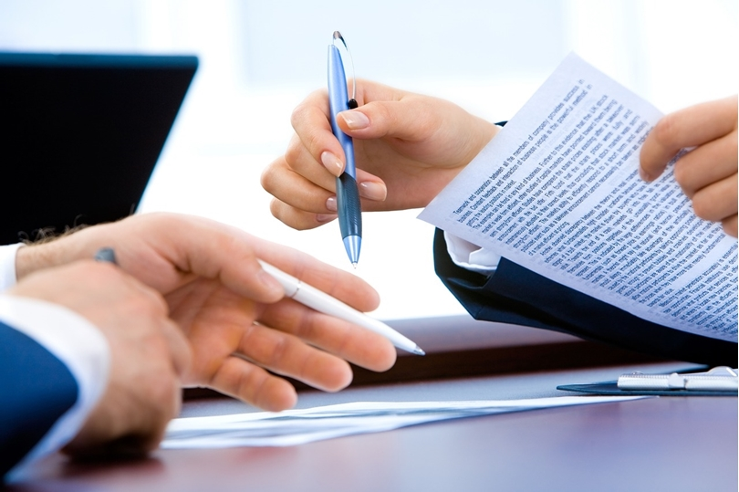 Writing a Consulting Contract - A List of the Essential Parts